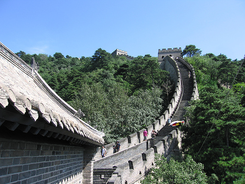 Great wall by gmetrail