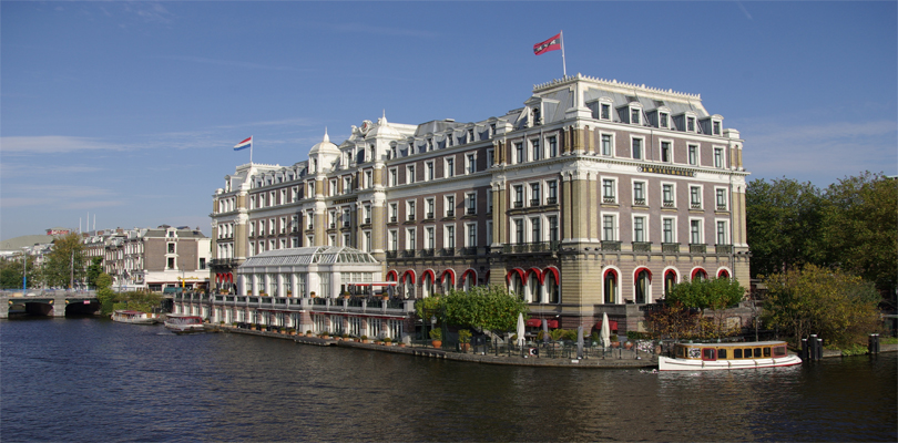 Top Places To Stay When In Amsterdam