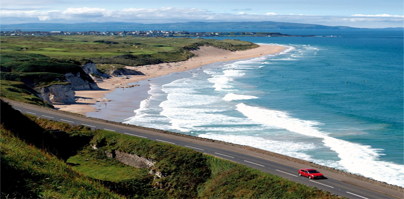 irland tour and travel