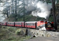 kalka to shimla train tour