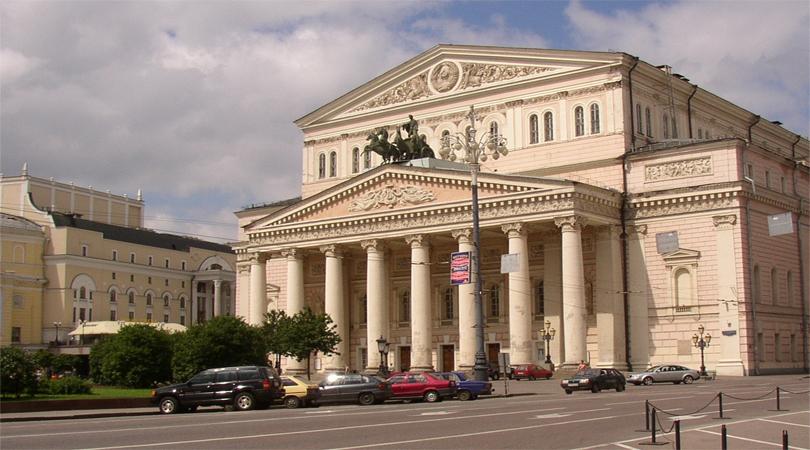 Bolshoi Theatre, Moscow