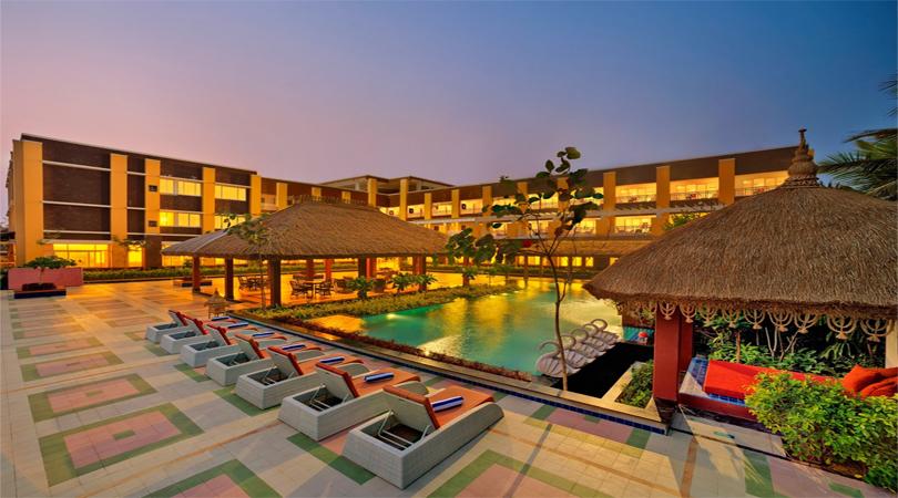 Mayfair Resorts in Puri