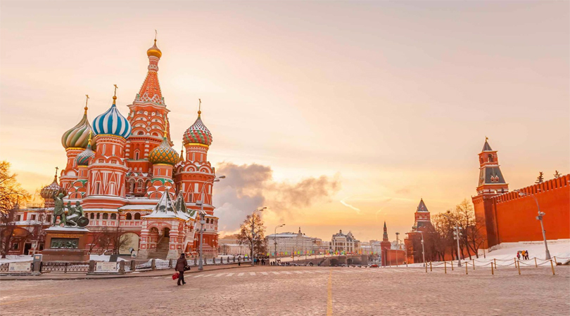 Hotels Near Moscow Russia