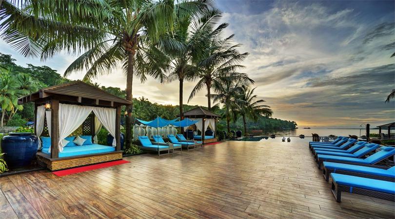 resort in india