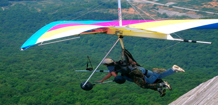 Hang Gliding in Himachal Pradesh